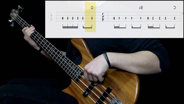 bass cover metal
