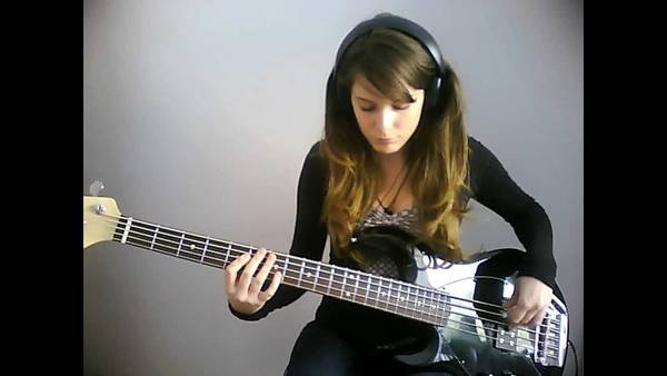 bass tab you oughta know