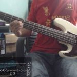 Top 100: Easy easy bass tab (Video)