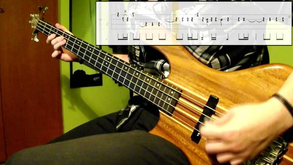 green day holiday bass tab easy