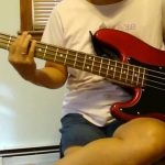 Watch: Bass cover ace of spades (2020)
